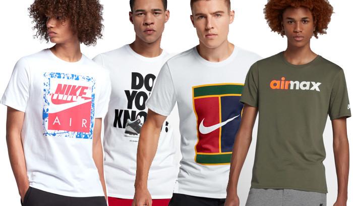9 camisetas que combinan con tus sneakers