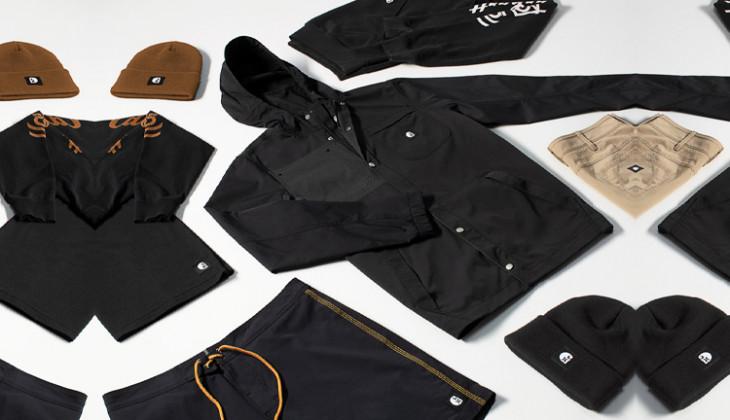 Descubre las nueva colección de ropa Hurley x Carhartt!