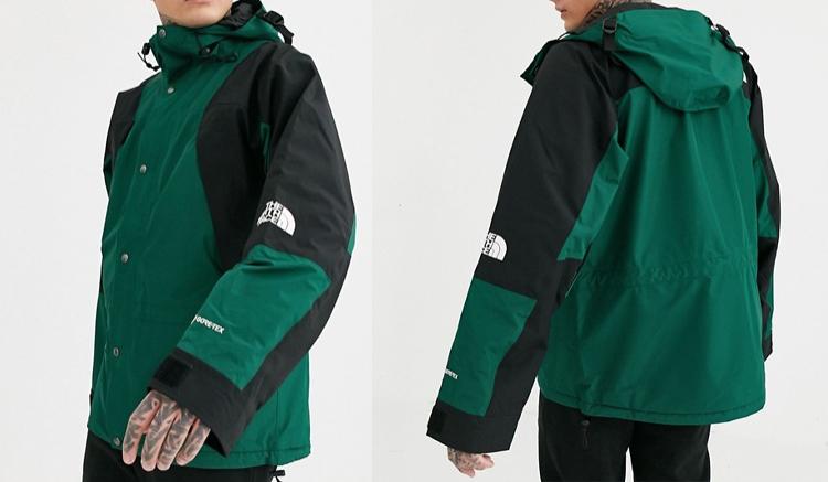 Las chaquetas impermeables y chubasqueros con más flow para 2019
