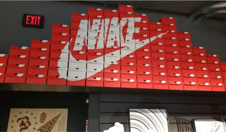 Código descuento del 25% EXTRA en las rebajas de Nike