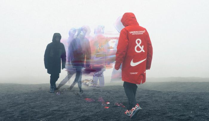 La nueva Colección Cápsula Undercover x Nike sale mañana a la venta