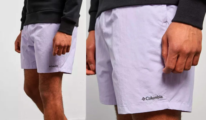 columbia-shorts-size-exclusive