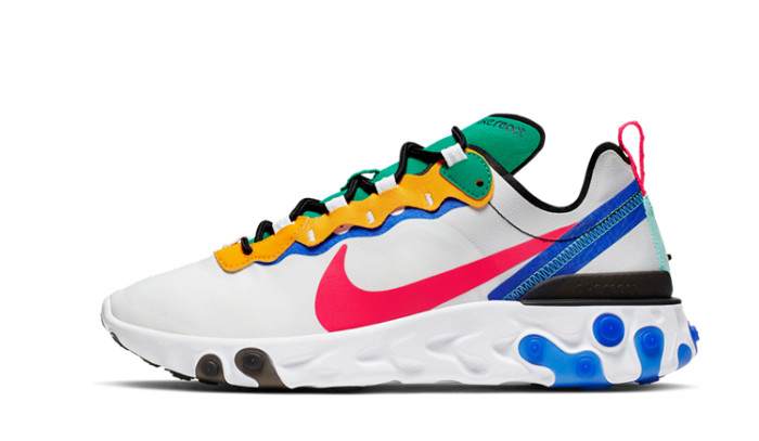 Nike React Element 55 Colorblock