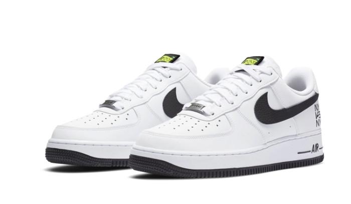 Las Nike Air Force 1 Low NY vs NY son customs de fabrica