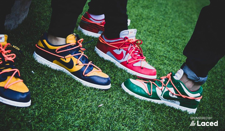 Nike Dunk Laced