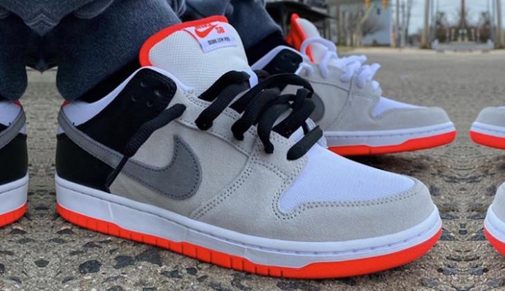 Nike SB Dunk Low Infrared