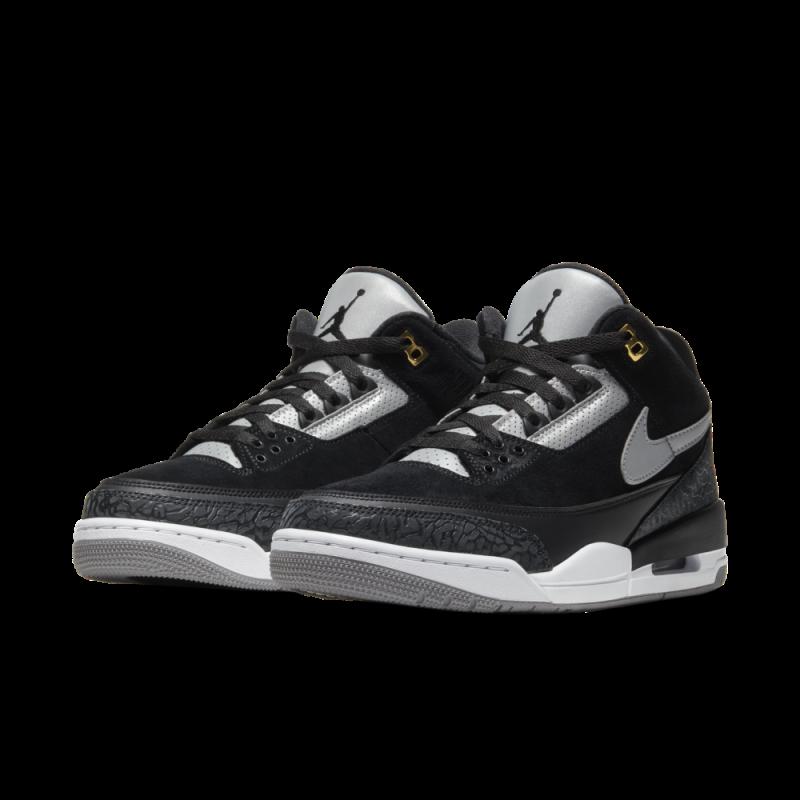 Air Jordan 3 Tinker Black Cement