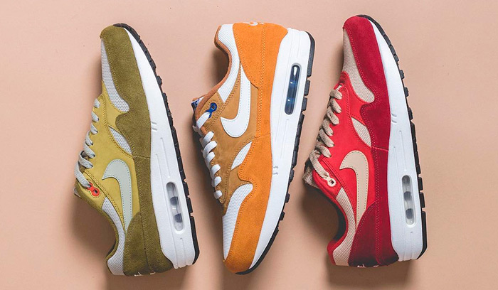 Dónde comprar las Air Max 1 Curry Pack?