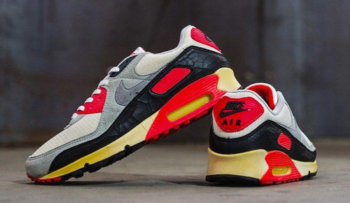 Las Nike Air Max 90 Infrared 2020, vuelve el icono de los 90...