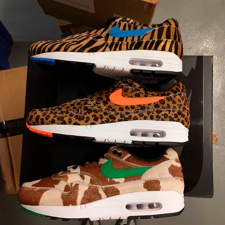 comprar-atmos-Nike-Air-Max-1-Animal-3.0-Pack-2019-Release-Date