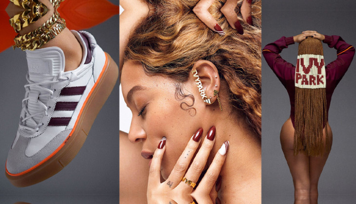 Aquí tienes lo nuevo de Beyonce x adidas IVY Park!