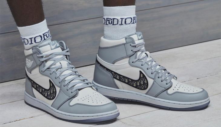 Las Dior X Air Jordan costarán 2.000€!!!
