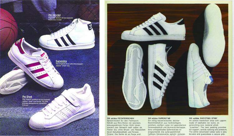historia adidas superstar EG4958