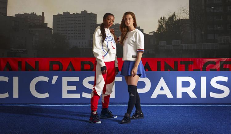Paris-Saint Germain x Jordan