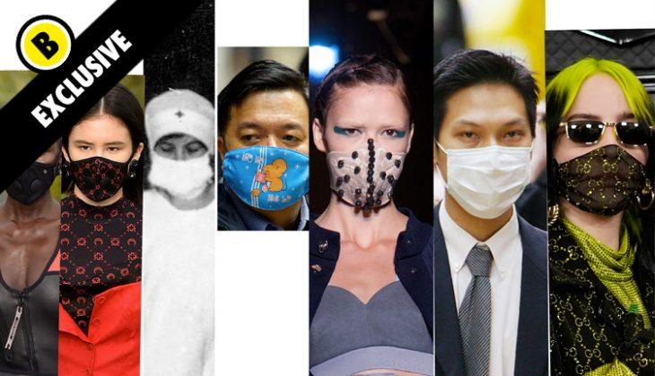 Seleccionamos las 7 mejores mascarillas que debes añadir a tu outfit