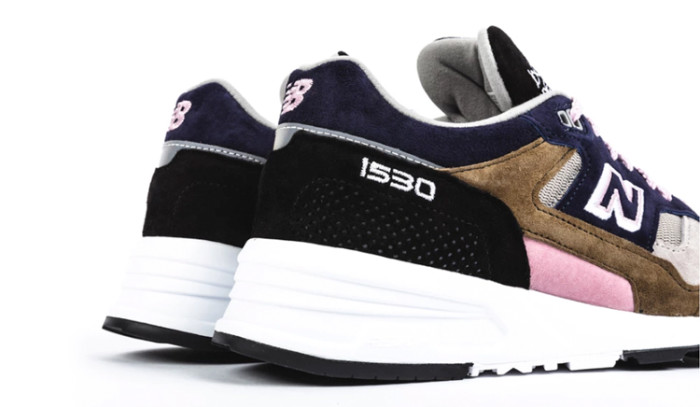 Estas New Balance Made in UK 1530 Soft Haze son puro fuego!