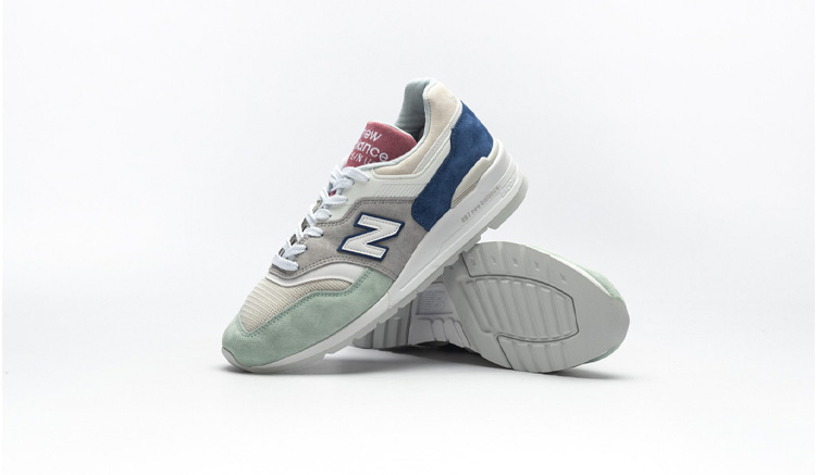 New Balance 997 Pastels