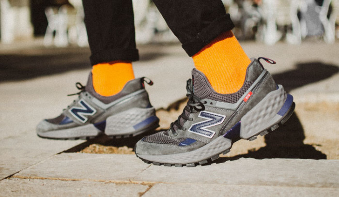 Review y fotos On-Feet de las New Balance 574 Sport