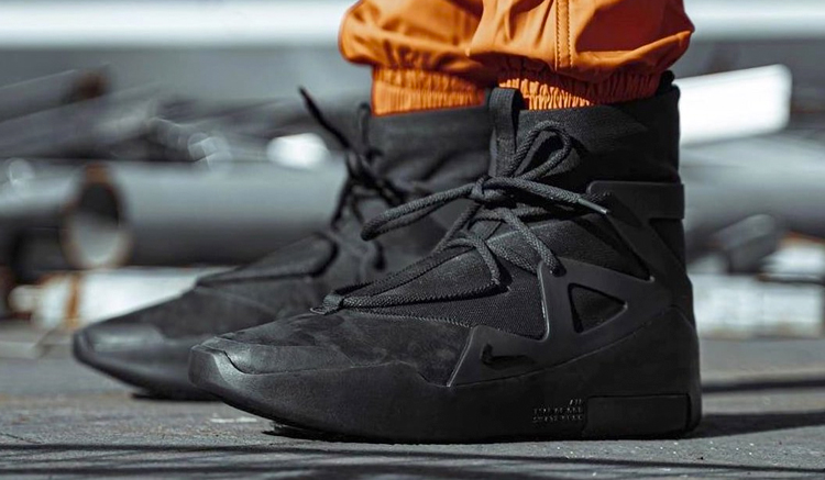 Nike Air Fear of God 1 Triple Black AR4237-005