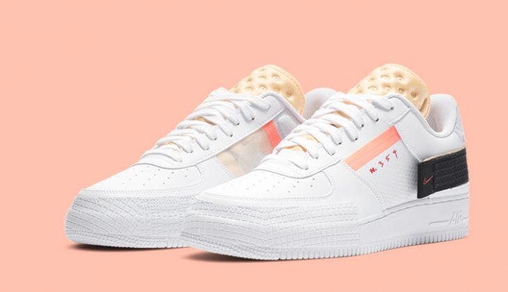 Las 10 mejores Nike Air Force 1 para comprarte esta semana…