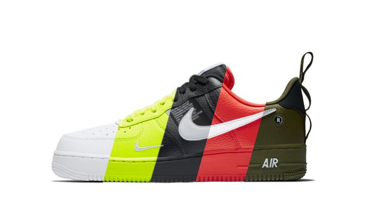 air force 1 utility negras
