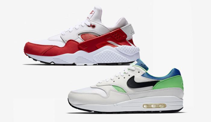 Dónde comprar las Nike Air Max 1 & Huarache DNA CH Pack?