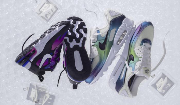 Nike Air Max Bubble Pack, se va a vender como churros!