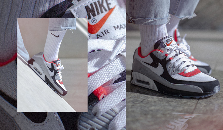 Nike Air Max 90 Time Warp by Backseries