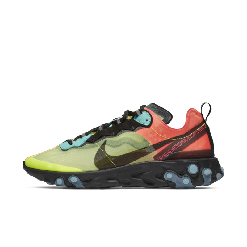 Nike React Element 87 Volt Pink