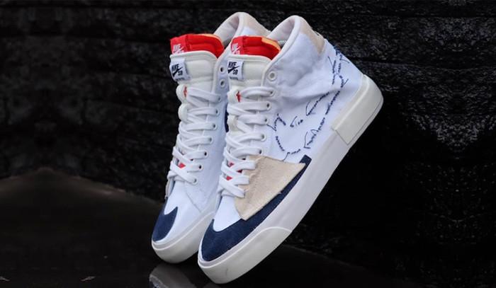 Nike SB Blazer EDGE Hack Pack, el último pepinazo de los de Oregon