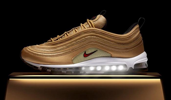 Dónde comprar las Nike Air Max 97 Metallic Gold ?