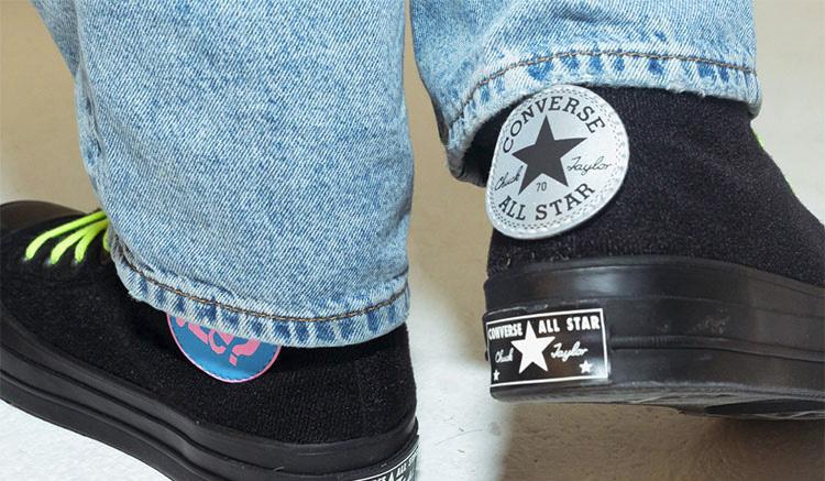 Size? X Converse Chuck Taylor 70