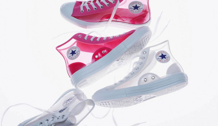 Japón por fin nos trae unas Converse Chuck All Star translúcidas
