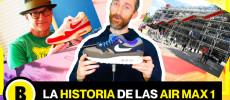 BackseriesTv: La Historia de las Nike Air Max 1