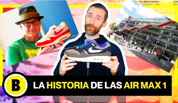 Quieres conocer la historia de la saga más mítica de sneakers?