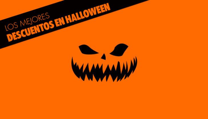 Hemos recopilado los descuentos para Halloween !!