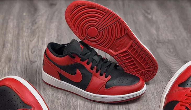Air Jordan 1 Low Varsity Red, consuelo si no pillaste las High!