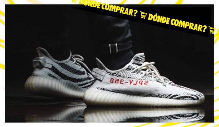 Dónde comprar las adidas Yeezy Boost 350 v2 Zebra este 9 de noviembre?