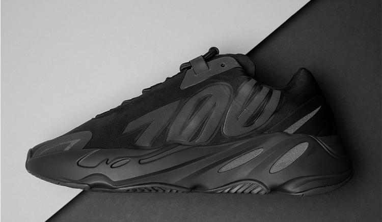 adidas Yeezy 700 MNVN Black fv4440