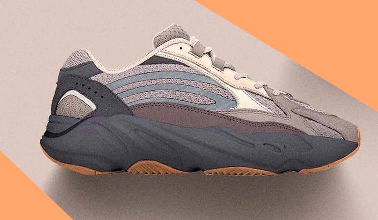 Adidas Yeezy Boost 700 V2 Tephra - Drop 15 de Junio