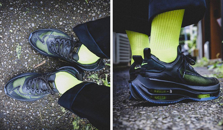 Nike Air Zoom Double Stacked CI0804-001