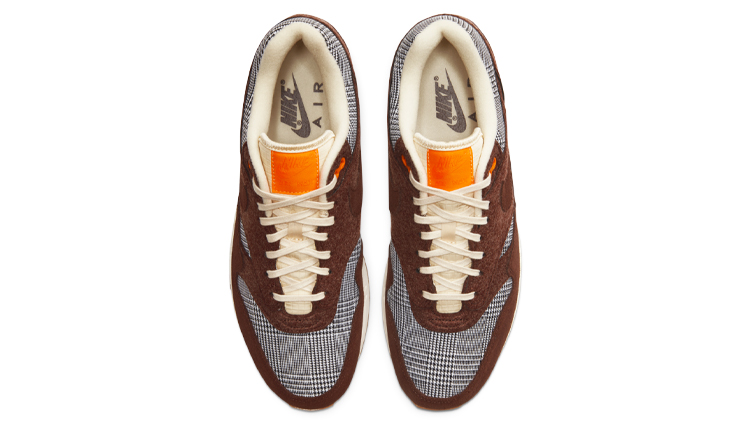 Houndstooth en las Nike Air Max 1