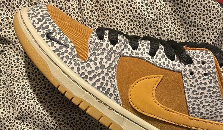 Nike SB Dunk Safari