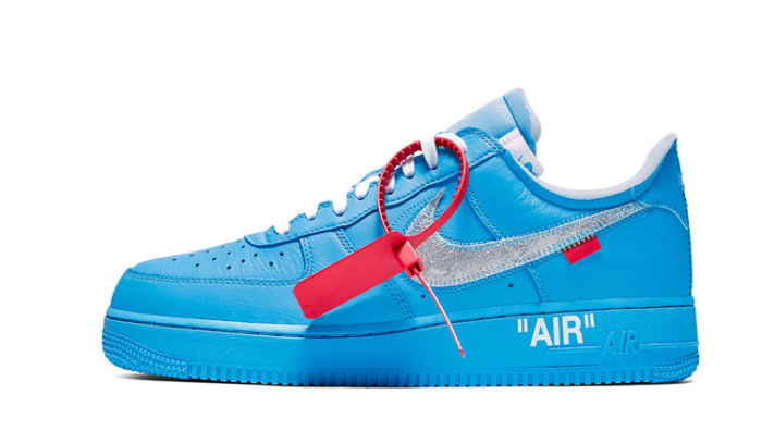 Off-White x Nike Air Force 1 MCA