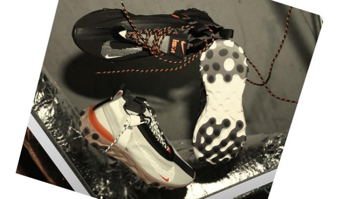 Qué es ISPA y las nuevas Nike ISPA React LW WR Mid ?