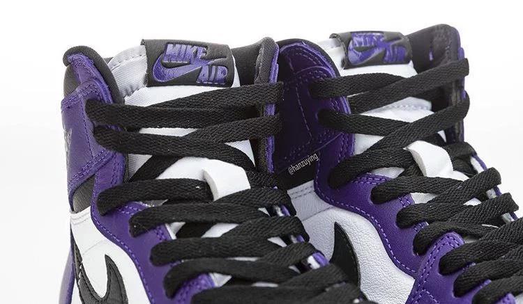 Nike Jordan 1 Retro High OG Court Purple 555088-500