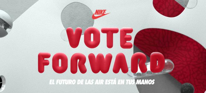 El futuro de las Air Max en tus manos