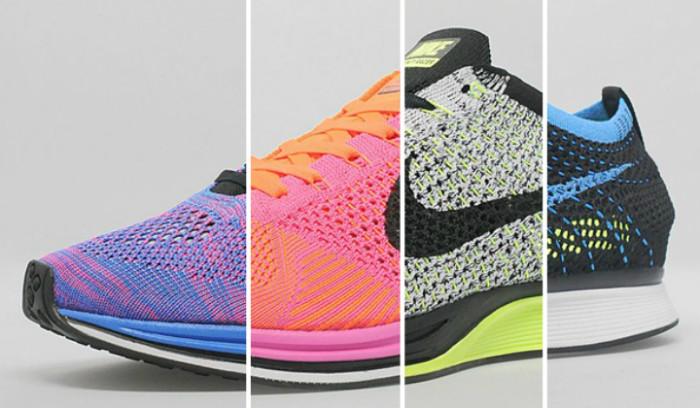 Elige tus nuevas Nike Flyknit Racer