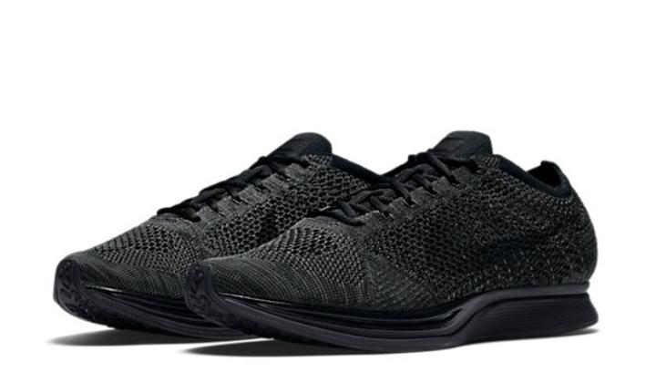 Elige tus nuevas Nike Flyknit Racer black