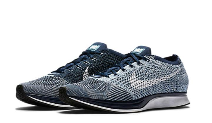 Elige tus nuevas Nike Flyknit Racer blue